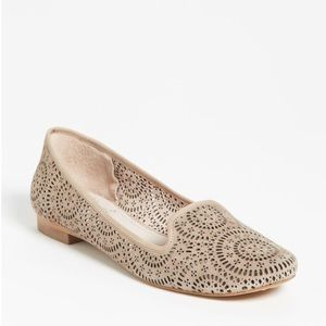 {Vince Camuto} Lancaster Suede Loafers Size 9M/39